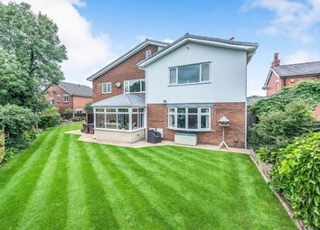 Thumbnail 5 bedroom detached house for sale in Liverpool Old Road, Much Hoole, Preston