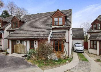 Thumbnail 3 bed semi-detached house for sale in Rosehill Close, Lostwithiel