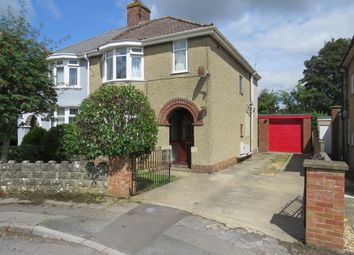 Thumbnail 3 bed semi-detached house for sale in Beechwood Road, Chippenham
