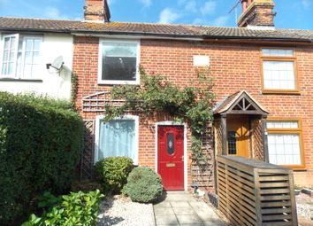 Thumbnail 2 bed cottage to rent in Old Kirton Road, Trimley St. Martin, Felixstowe