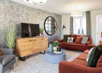 Thumbnail 4 bedroom detached house for sale in Blackberry Park; Park Lane, Coalpit Heath, Gloucestershire