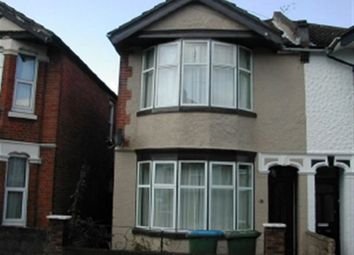 Thumbnail 4 bed property to rent in Newcombe Road, Shirley, Southampton