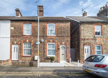 Thumbnail 2 bed end terrace house for sale in Danvers Road, Tonbridge, Kent