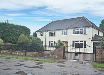 Thumbnail 4 bed detached house for sale in St Georges Road, Bickley, Bromley