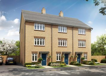 "Thumbnail 3 bedroom end terrace house for sale in ""Haversham"" at Southern Cross, Wixams, Bedford"