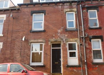 Thumbnail 2 bedroom terraced house to rent in Thornville Mount, Hyde Park, Leeds