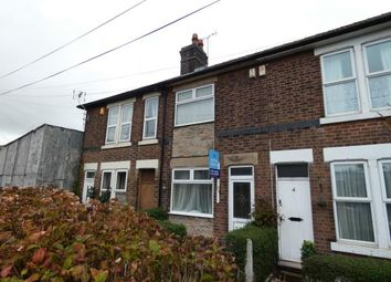 Thumbnail 4 bed terraced house for sale in West Cottages, Alfreton Road, Derby, Derbyshire