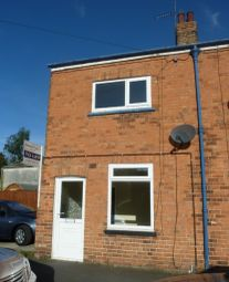 Thumbnail 2 bed end terrace house to rent in Thames Street, Louth