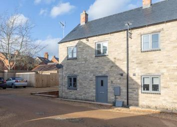 Thumbnail 2 bed semi-detached house for sale in Manor Mews, Off Manor Road, Brackley, Northamptonshire