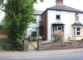 Thumbnail 3 bed semi-detached house for sale in West Wycombe Road, High Wycombe, Buckinghamshire