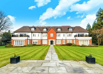 Thumbnail 3 bed flat for sale in Brackenwood, Walton-On-The-Hill, Surrey