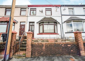 Thumbnail 3 bed terraced house for sale in Kingsley Terrace, Aberfan, Merthyr Tydfil