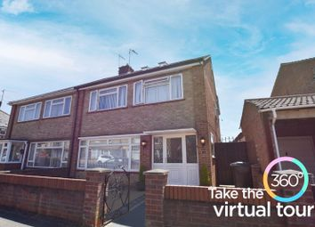 Thumbnail 5 bed semi-detached house for sale in Chapel Street, Stanground, Peterborough