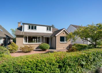 Thumbnail 3 bed detached house for sale in 14 Barnton Park Crescent, Barnton