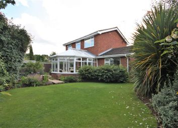 Thumbnail 4 bedroom detached house for sale in Springfield, Thringstone, Coalville