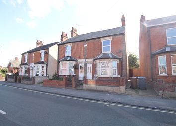Thumbnail 2 bed semi-detached house for sale in High Road West, Felixstowe