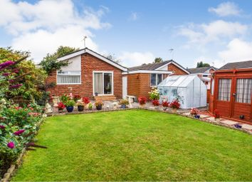 Thumbnail 3 bed detached bungalow for sale in Longholme Road, Carlisle