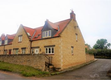 Thumbnail 3 bed end terrace house for sale in Macham Close, Grantham