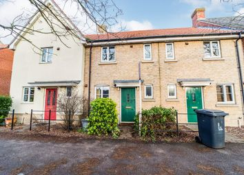 Thumbnail 2 bed terraced house to rent in Spring Lane, Bury St Edmunds