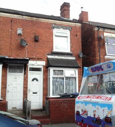 Thumbnail 2 bed end terrace house for sale in Markby Road, Winson Green, Birmingham, West Midlands