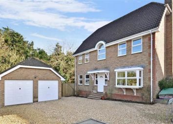 Thumbnail 6 bed detached house for sale in Green Lane, Cowes