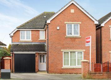 Thumbnail 4 bed detached house for sale in Nursery Road, Leicester