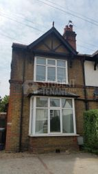 Thumbnail 7 bed shared accommodation to rent in Hook Road, Epsom, Surrey