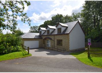 Thumbnail 4 bed detached house for sale in Yarrowford, Selkirk