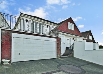 Thumbnail 7 bed detached house for sale in Shepham Avenue, Saltdean, East Sussex
