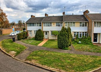 Thumbnail 4 bed terraced house for sale in Porters Close, Buntingford