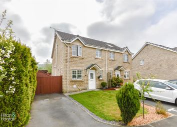 Thumbnail 3 bed semi-detached house for sale in St. Georges Close, Colne