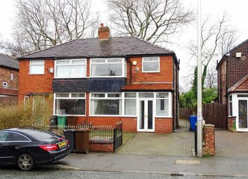 Thumbnail 3 bedroom semi-detached house for sale in Meade Hill Road, Prestwich, Prestwich Manchester