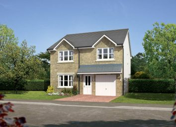 "Thumbnail 4 bed detached house for sale in ""Denewood"" at Cathkin Road, Carmunnock, Clarkston, Glasgow"