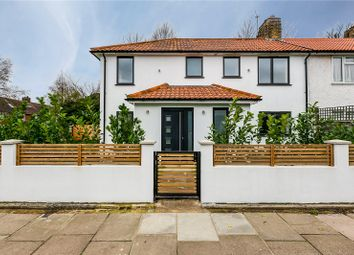 Thumbnail 4 bed end terrace house for sale in Boileau Road, London