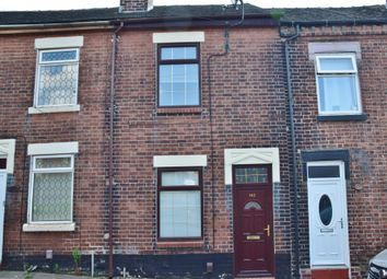 2 bed terraced house for sale in Edgefield Road, Longton, Stoke-On-Trent ST3