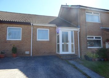 Thumbnail 1 bed terraced house to rent in Hazeldine Avenue.., Brackla