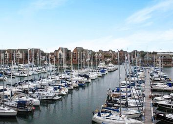 Thumbnail 2 bed flat for sale in Midway Quay, Eastbourne