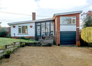 Thumbnail 3 bed detached house for sale in Aldeburgh Road, Aldringham, Leiston, Suffolk