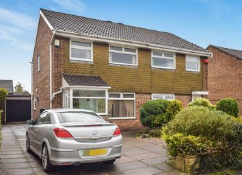 Thumbnail 3 bedroom semi-detached house for sale in Crundale Road, Sharples, Bolton