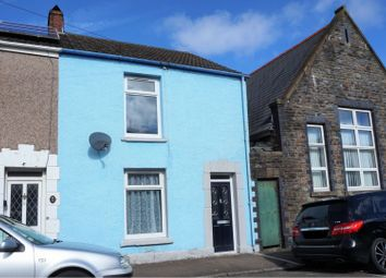 Thumbnail 2 bed end terrace house for sale in Vincent Street, Swansea