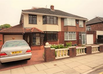 Thumbnail 4 bed semi-detached house for sale in Town Row, Liverpool