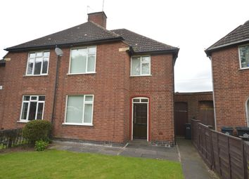 Thumbnail 3 bed semi-detached house for sale in Gooding Avenue, Leicester