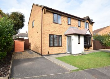 Thumbnail 3 bed semi-detached house for sale in Symonds Road, Hitchin, Hertfordshire