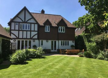 Thumbnail 5 bedroom property for sale in Hedgerow Lane, Arkley, Hertfordshire