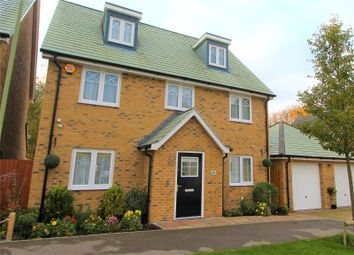 Grant Drive, Church Crookham, Fleet, Hampshire GU52. 4 bed detached house