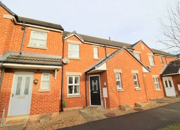 Thumbnail 2 bed terraced house for sale in Manrico Drive, St. Georges Park, Lincoln