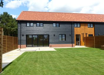 Thumbnail 3 bedroom barn conversion to rent in Mallard Barn, Magpie Farm Cottage, Main Road