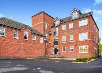 Thumbnail 2 bed flat for sale in 15 Montvale Gardens, Leicester