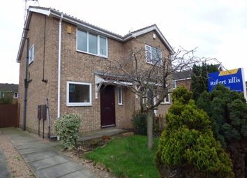 Thumbnail 2 bed semi-detached house to rent in Hoselett Field Road, Long Eaton, Nottingham