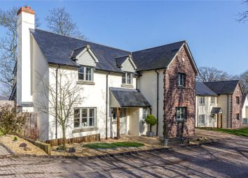 Thumbnail 3 bed detached house for sale in Caradoc Meadow, Sellack, Ross-On-Wye, Herefordshire